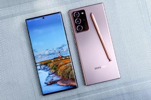 新的GalaxyNote20系列提供了两款功能最丰富的Android智能手机