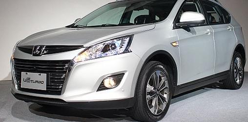 纳智捷suv:2014年大陆上市 纳智捷全新SUV台湾发布