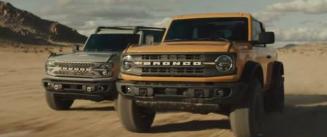 福特新款suv:福特全新Bronco正式发布