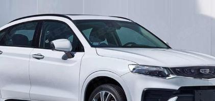 中国汽车制造商公然偷宝马X4设计新SUV