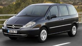 东风雪铁龙c8:搭载柴油发动机 雪铁龙MPV推出改款新C8