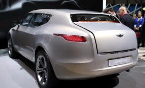 阿斯顿马丁lagonda:定位豪华SUV 阿斯顿马丁将量产