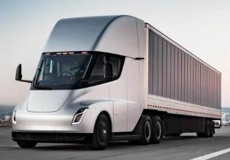 特斯拉卡车:沃尔玛加拿大新增特斯拉重卡订单