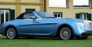劳斯莱斯跑车:劳斯莱斯推出定制版双座跑车