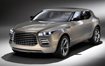 lagonda:以Lagonda为原型 了解阿斯顿·马丁SUV最新消息