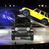 新牧马人:Jeep全新牧马人在洛杉矶车展首发