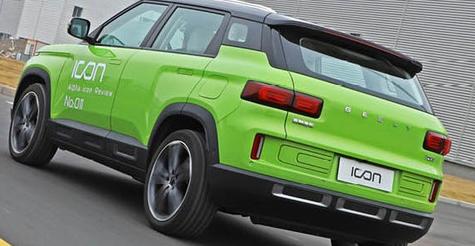 汽车评测:吉利icon的动态表现如何