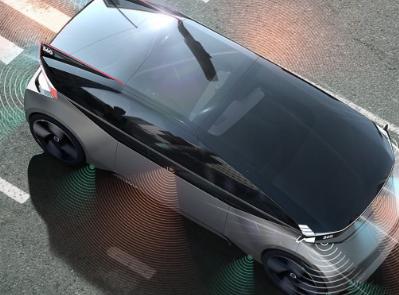 沃尔沃展示了其对自动驾驶未来的愿景