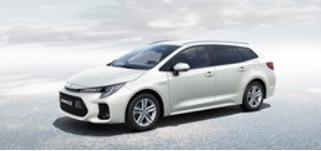 卡罗拉的铃木Swace混合动力车的价格高于丰田