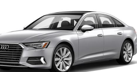 奥迪A6豪华轿车首次亮相入门级涡轮增压4售价55095美元