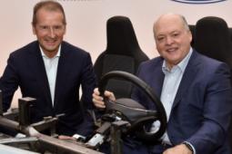 福特与大众宣布数十亿美元的无人驾驶汽车和电动汽车合作伙伴关系