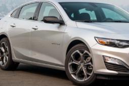 雪佛兰取消2020年的MalibuHybrid轿车