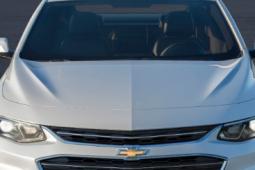 通用汽车召回2018年雪佛兰Malibu涡轮发动机