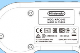 FCC归档中发现的用于交换机的无线SNES控制器