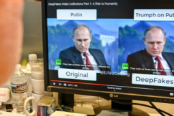 检测Deepfake可能意味着读嘴唇