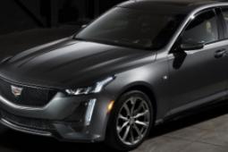 2020年凯迪拉克CT5中型豪华轿车亮相到处都有涡轮增压器