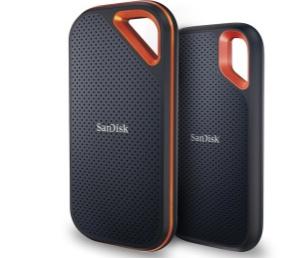 SanDiskExtreme和ExtremePro便携式SSD更快