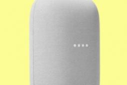 Google的NestAudio是售价99美元的音乐爱好者智能音箱