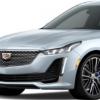 重新设计的凯迪拉克CT4和CT5轿车仅发售了几个月