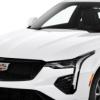 2020年凯迪拉克CT4是一款入门级紧凑型豪华轿车