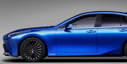 丰田推出比凯美瑞更大 更豪华的氢能轿车
