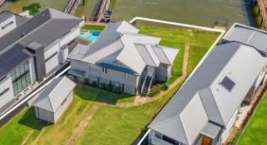 业主购买三居室房屋后不到18个月就获得了近120万美元的利润