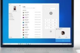 微软新增功能可以在PC上接听来电