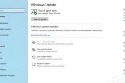 微软最终解决了一个阻止用户调整显示亮度的错误