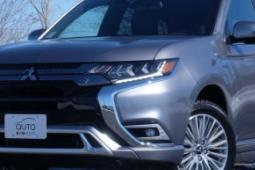 三菱欧蓝德PHEV实际上仅是插电式SUV类别中的一员