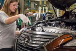 雷克萨斯NX将于2022年在加拿大生产