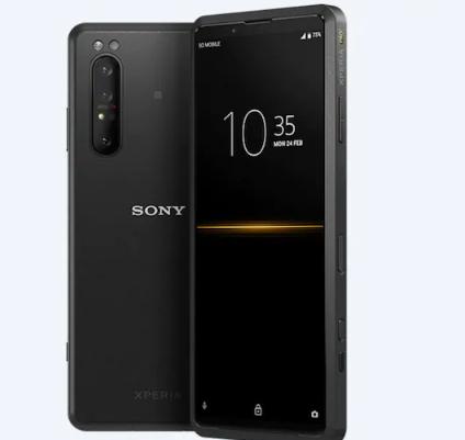 具有Micro-HDMI端口的Sony Xperia Pro面向专业摄影师推出