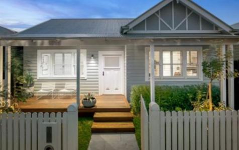 这座有10年历史的房屋以266.1万美元的价格售出