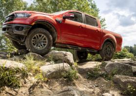 福特Ranger在2021年增加了两个新的选装套件