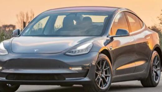 在2021年特斯拉对Model3进行了重大改进
