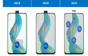 LCD屏幕的手机一般都是用了侧边指纹的设计