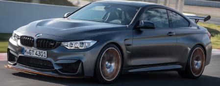 全新BMWM4GTS仅限700辆