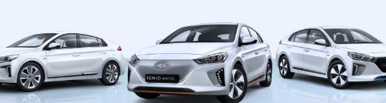现代IONIQ准备为日内瓦车展电动化