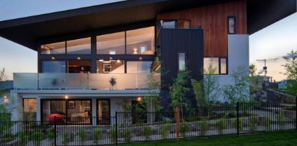 DenmanProspect住宅赢得ACT最高建筑奖