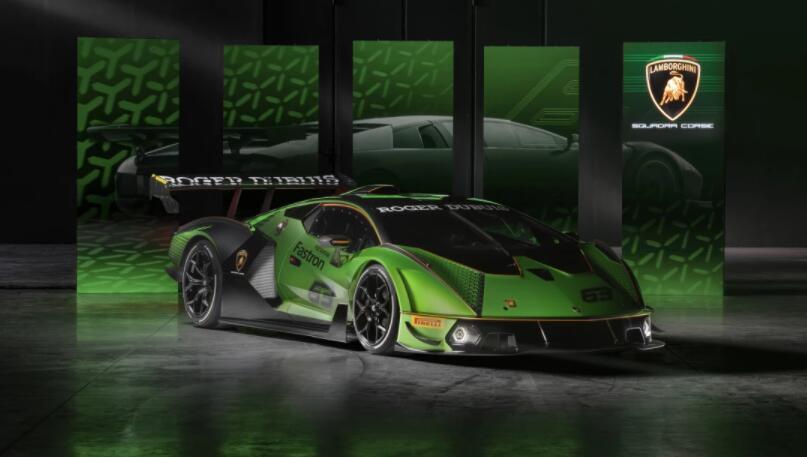 兰博基尼推出限量版仅限赛道的Essenza SCV12超级跑车