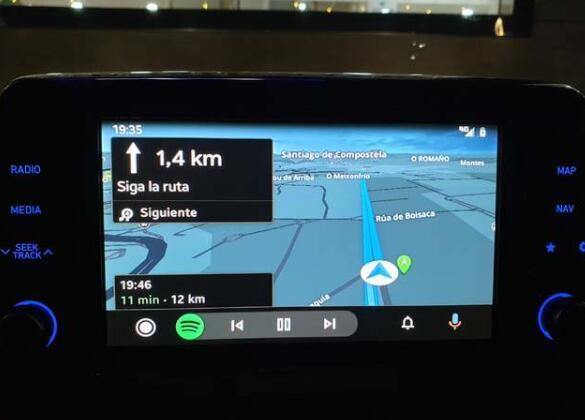 Android Auto缺少Google Maps和Waze替代品