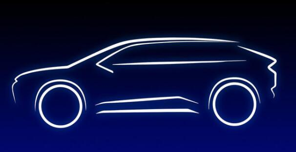 E-TNGA电动SUV是丰田迈出的一步