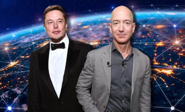 亚马逊和SpaceX无法共享空间