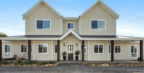 堪培拉现在出售的前三座房屋