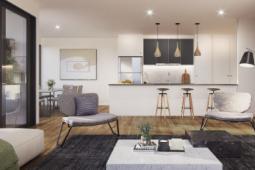 布鲁斯计划购买56栋新的两层联排别墅