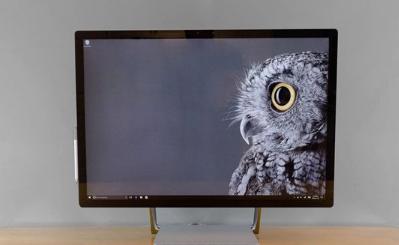 微软旗下的高端触摸液晶一体机SurfaceStudio也惨遭殃及