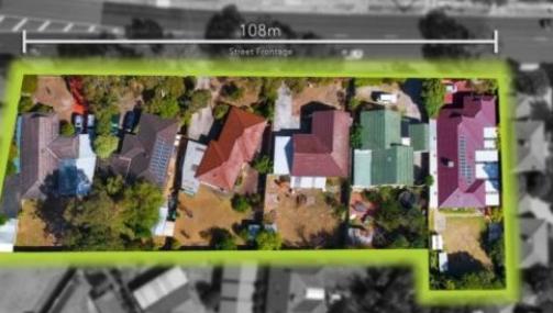 房地产投资者出售六栋相邻的Wantirna房屋以300万澳元的意外收入