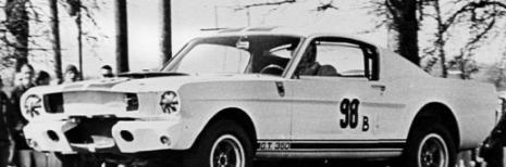 肯迈尔斯的谢尔比GT350R飞行野马在5月以数百万美元的价格出售