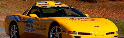 CorvetteDaytona步车非常稀有且有价值
