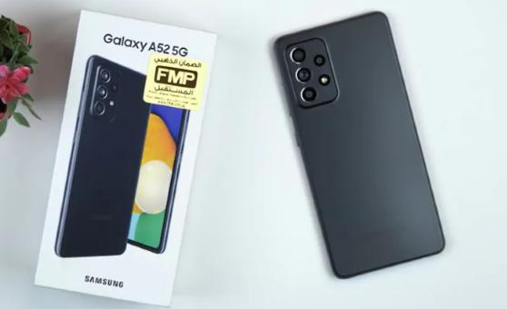 三星Galaxy A52 5G可能具有120Hz刷新率的Infinity-O Super AMOLED显示屏