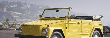 带有e-Thing商标的大众汽车可用于新型电动车